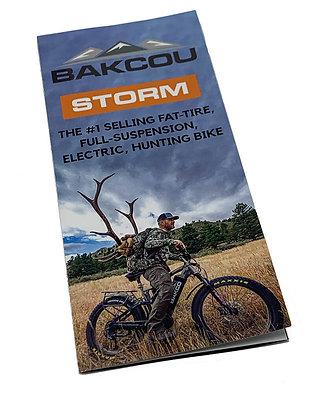 Storm Brochures - Pack of 25