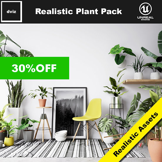 dviz Plants Pack