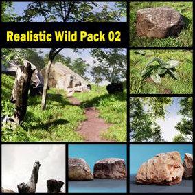 dviz Wild Grass Pack