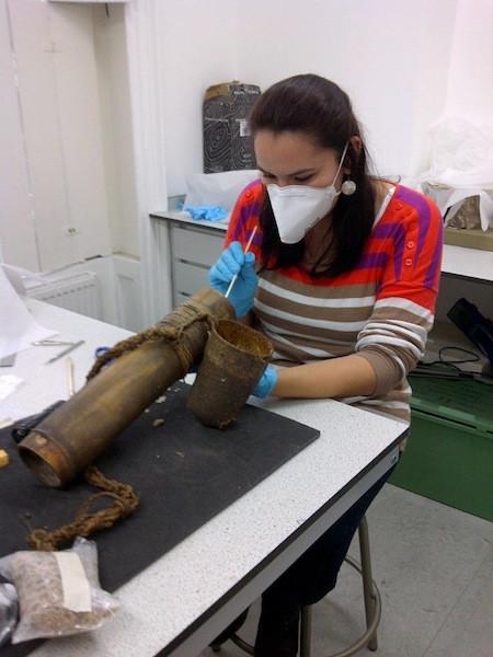 Amanda McLeod's Conservation Studies