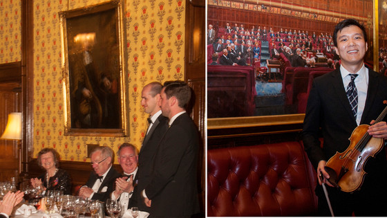 House of Lords Diplomatic Dinner Photos