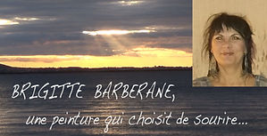 Brigitte Barberane peintre