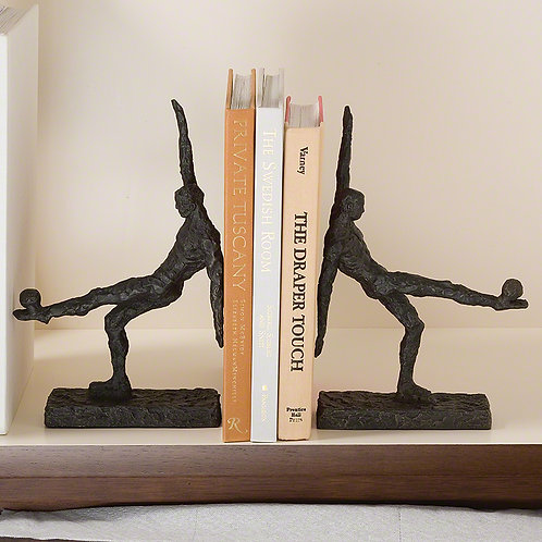 Soccer Kick Bookends (一對)