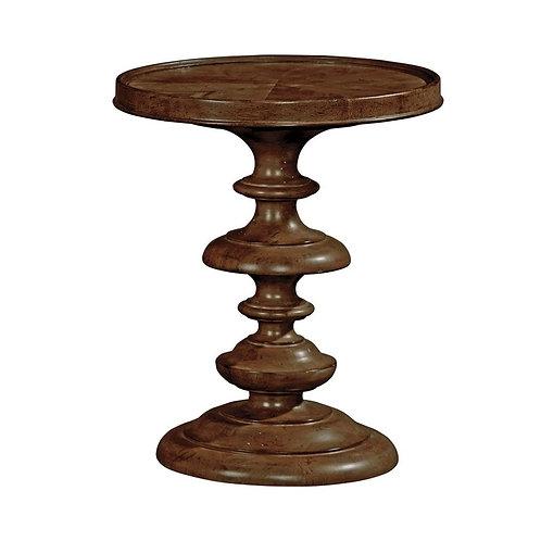 [客廳組合 C] Ernest Hemingway® Short Story Round Chairside Table