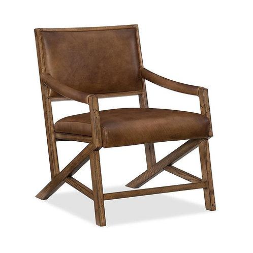 Saylor X Arm Club Chair