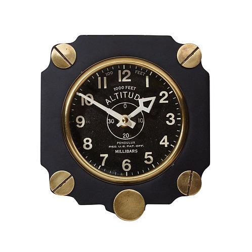Altimeter Wall Clock 2