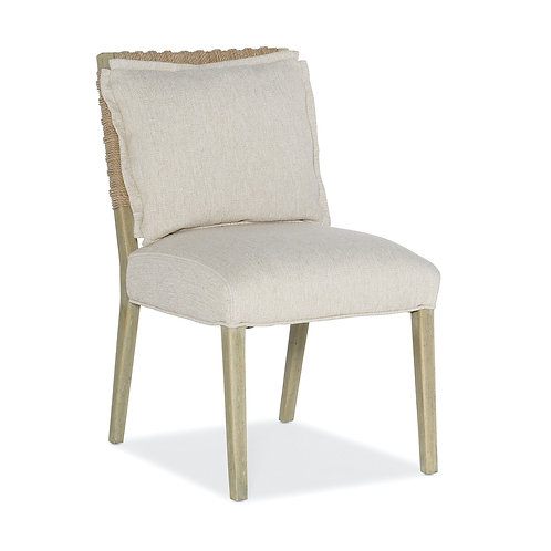 Surfrider Woven Back Side Chair (Set of 2)