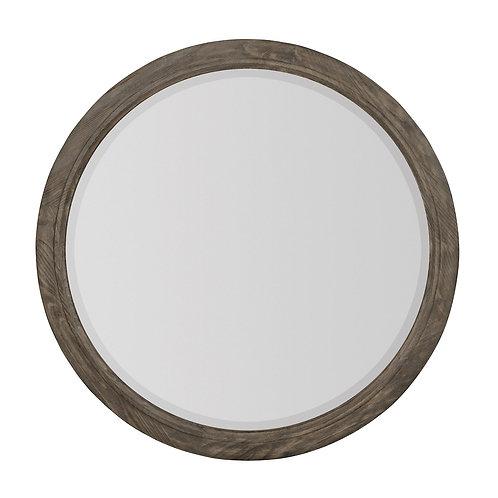 Canyon Ridge Round Mirror