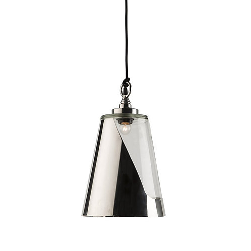 Bessie Pendant Lamp- Stainless (Kelly Hoppen Collection)
