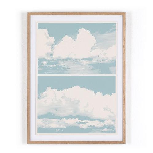 Retro Clouds