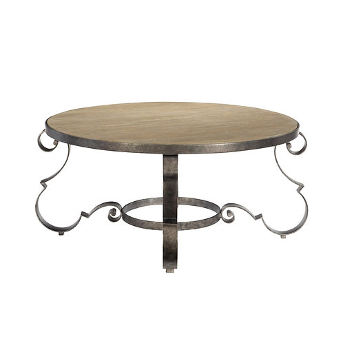 Villa Toscana Round Cocktail Table