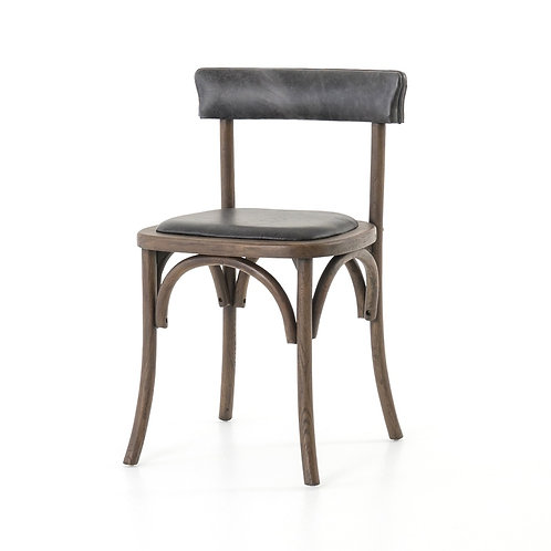 Folio Leather Dining Chair