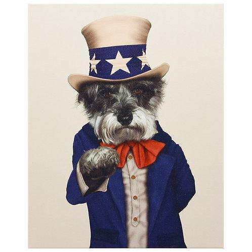 Uncle Sam (Pets Rock Collection)