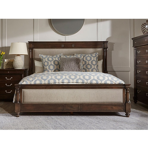Lawrence Upholstered Bed