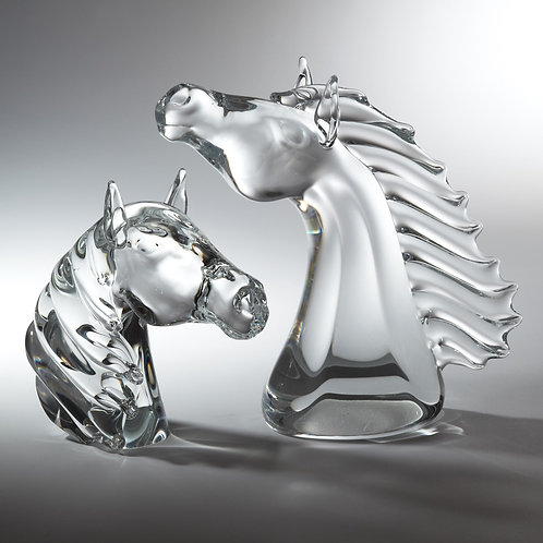 Thoroughbred Horse Head (More Options)