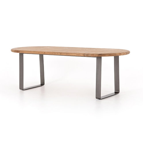 Skate Oval Dining Table