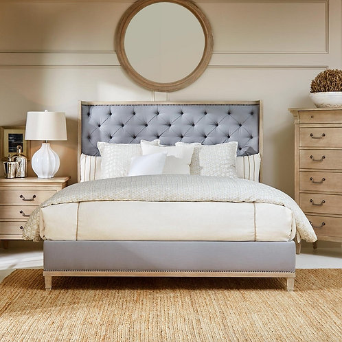 Anna Upholstered Bed