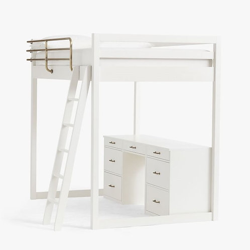 Walvia Loft & Storage Desk Set (多款可選)