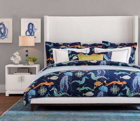 Fresh Chinoiserie - Bedroom