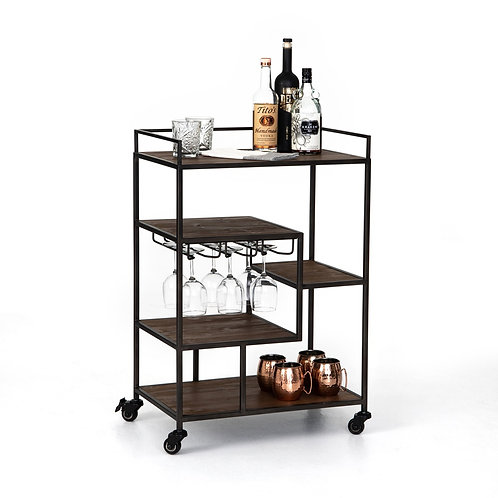 Helena Bar Cart 2