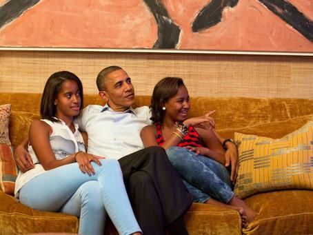 一探美國總統 Obama 復古華麗的白宮生活空間