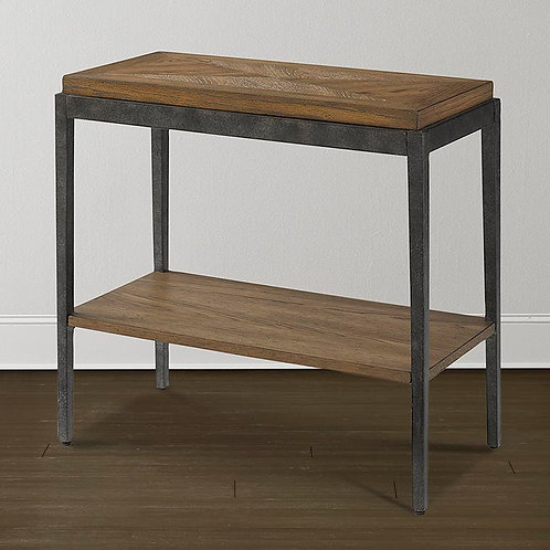 [客廳組合 C] Bratton Chairside Table (多款可選)