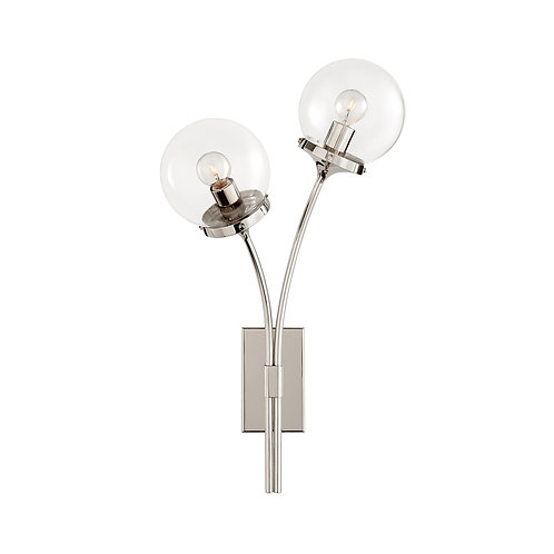 Prescott Left Sconce (Kate Spade NY Collection, 多色可選)