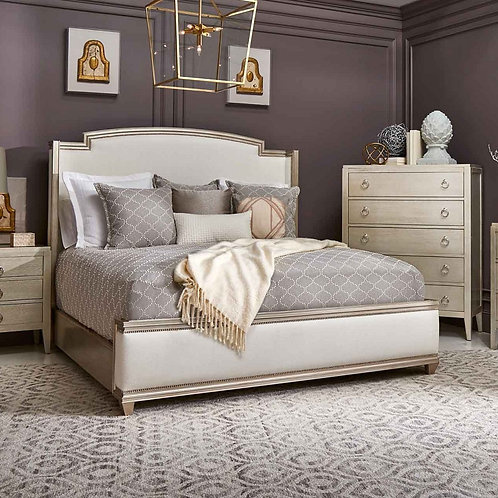 Miles Upholstered Bed