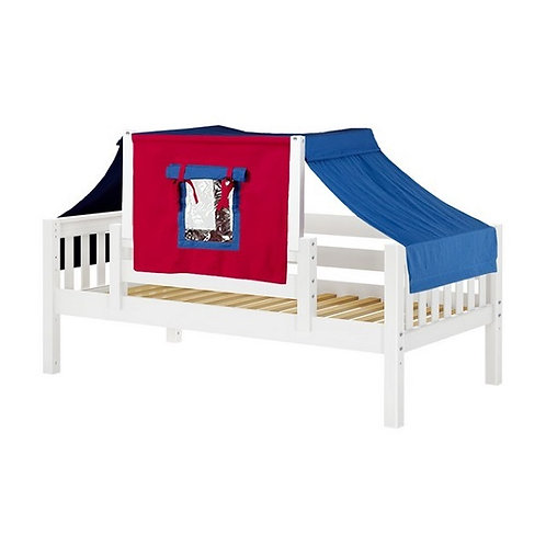 Maxtrix 單人床全套配件床組 (含帳篷及前後安全圍欄) - TWIN (多款可選)