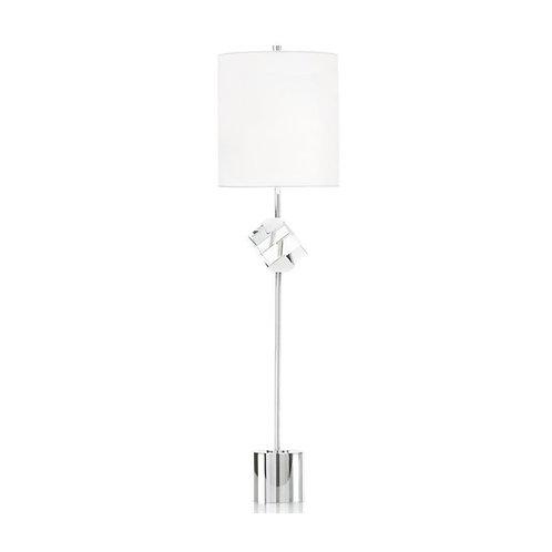 Crystal Cube Buffet Lamp