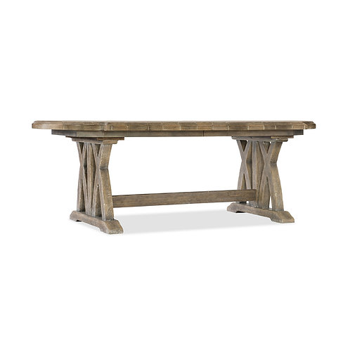 Boheme Colibri Trestle Dining Table