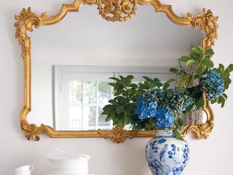 古典鏡的逆襲,復古的華麗感
