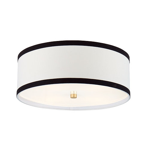 Walker Medium Flush Mount (Kate Spade NY Collection, 多色可選)