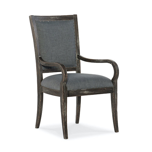 Beaumont Upholstered Arm Chair (Set of 2)