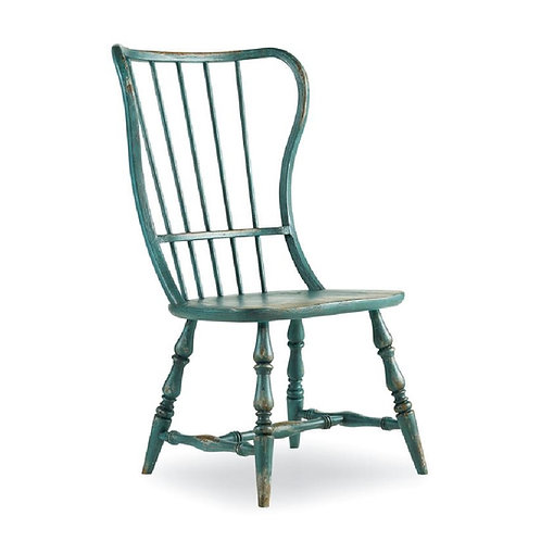 Sanctuary Spindle Side Chair (Set of 2)