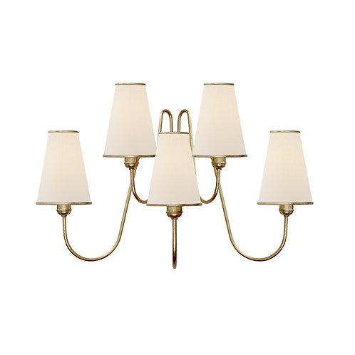 Montreuil Medium Wall Sconce (AERIN Collection, 多色可選)