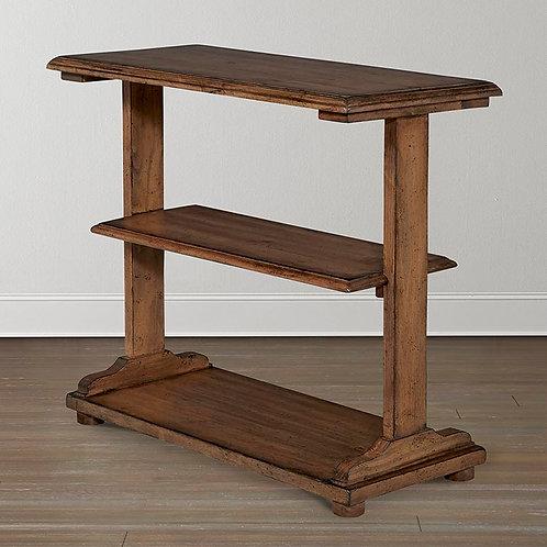 [客廳組合 C] Heartland Pine Tier Table