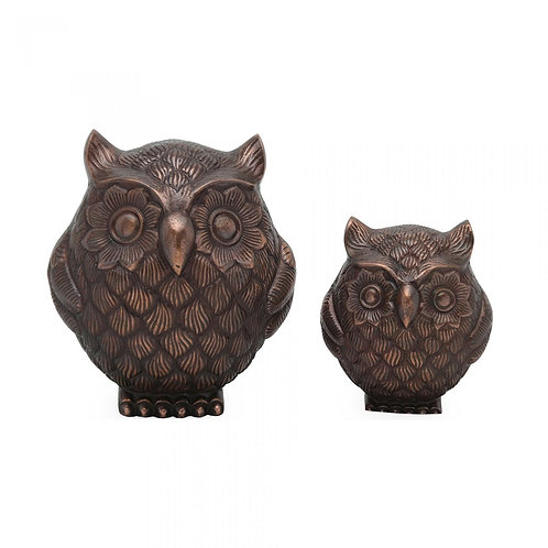 Bernstein Owls (Set of 2)