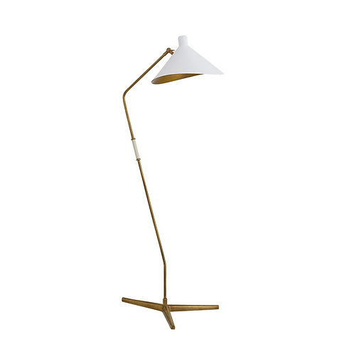 Mayotte Large Offset Floor Lamp (AERIN Collection, 多色可選)