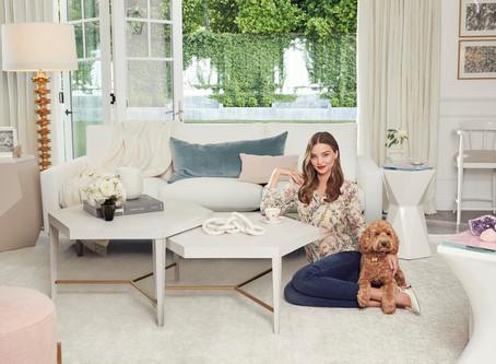 天使超模 Miranda Kerr (米蘭達可兒) 「Love. Joy. Bliss (愛.喜悅.無比幸福)」居家系列