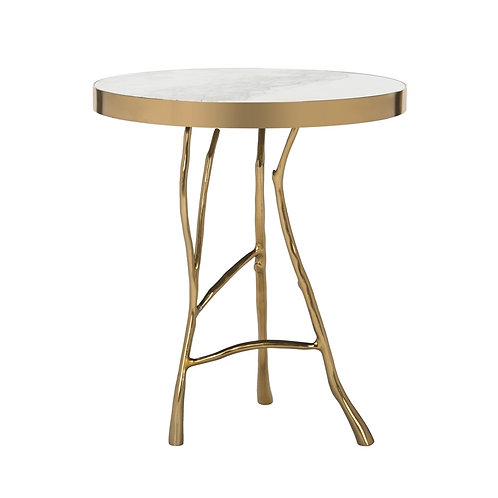Amparo Marble End Table 2