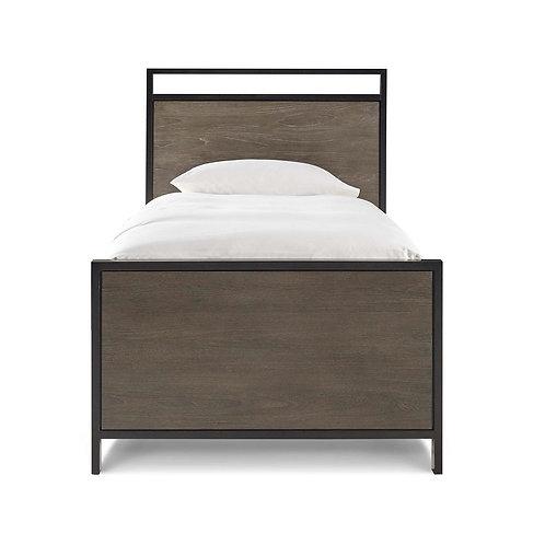 myRoom Panel Bed 2 - TWIN