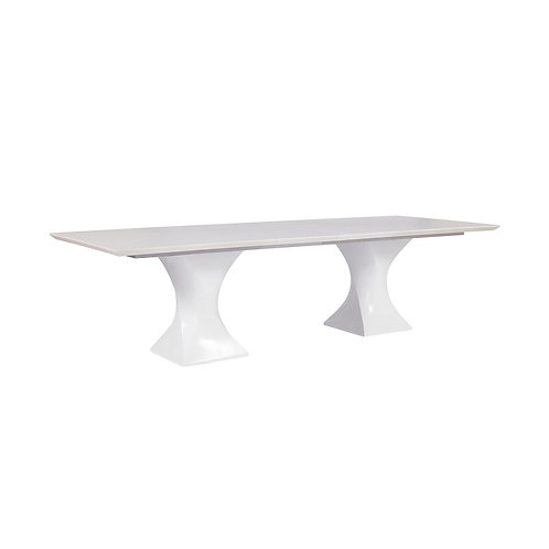 Brisbane Pedestal Dining Table (Miranda Kerr Home)