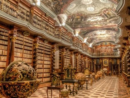 世界上 美得令人屏息的圖書館