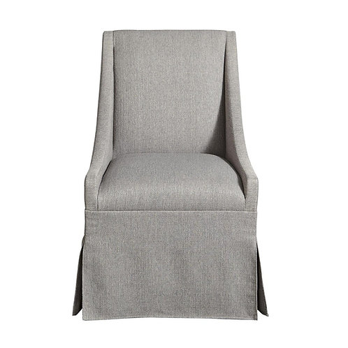 Modern Townsend Castered Dining Chair 3