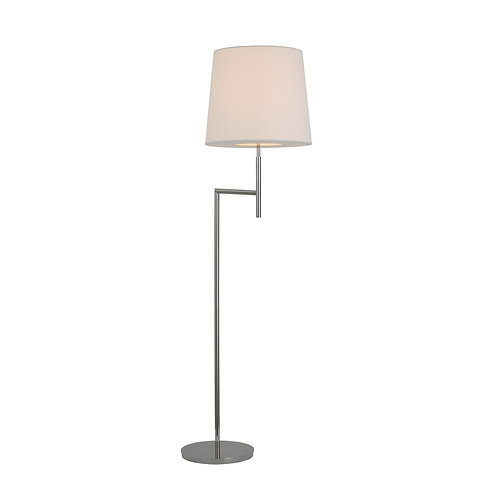 Clarion Bridge Arm Floor Lamp (Barbara Barry Collection, More Options)