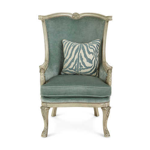Silvina Damask Chair