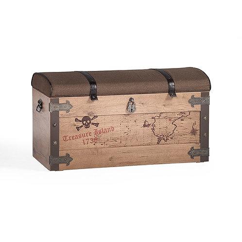 寶藏箱床尾椅