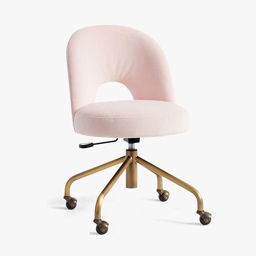 Rose Andra Swivel Desk Chair