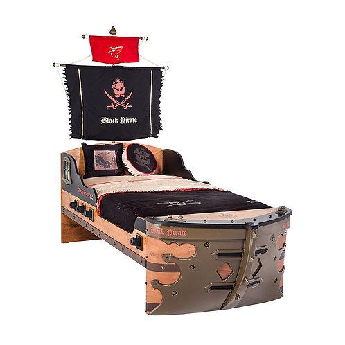 船長艦隊海盜船床 (含床墊)